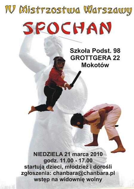 IV Mistrzostwa Warszawy