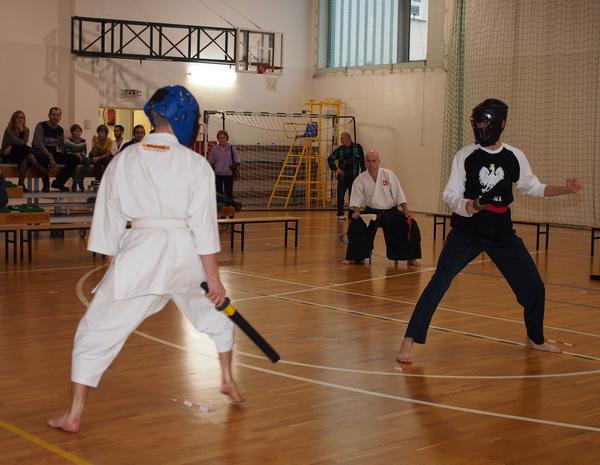 Warszawski Turniej Budo, sportowe kenjutsu, szermierka japońska