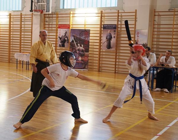 sportowe kendo chanbara