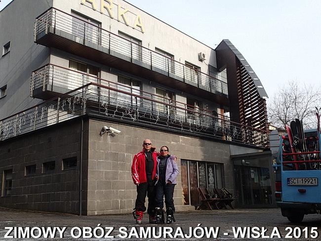 Zimowy Obóz Samurajów 2015