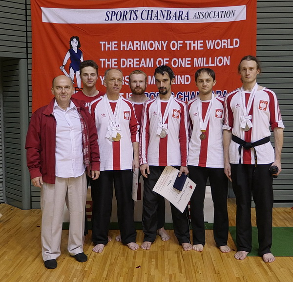 polska drużyna polish team sports chanabra
