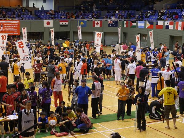 41 Mistrzostwa Świata Sports Chanbara Tokio 2015