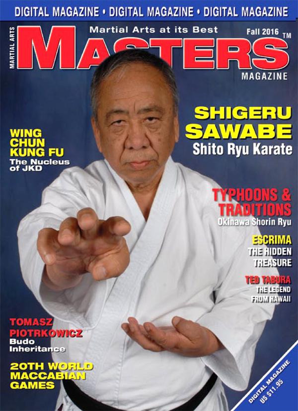 Masters Budo Magazine