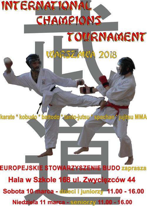 Międzynarodowy Turniej Mistrzów 2018
