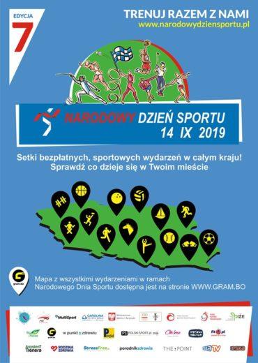 Narodowy Dzień Sportu 2019